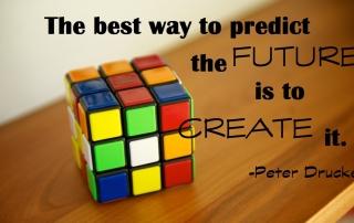 Marketing tips, Peter Drucker Quote